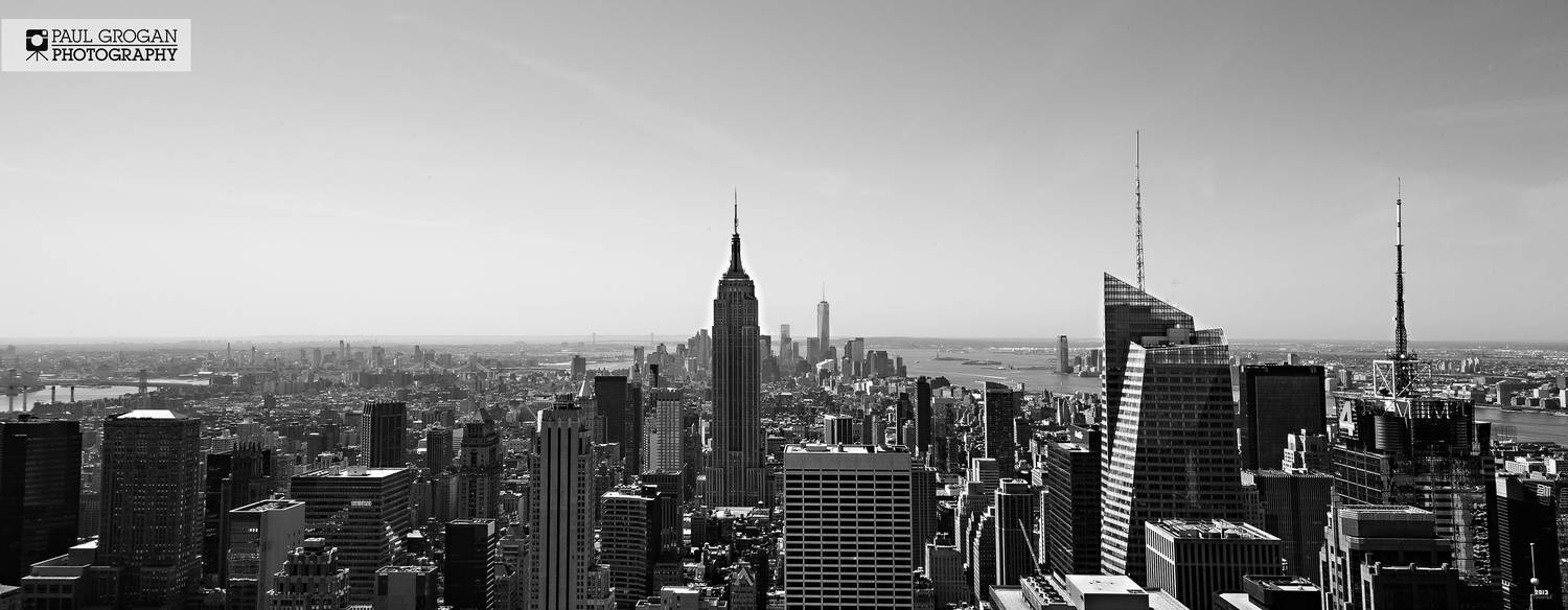 Wall Art Designs: Nyc Wall Art New York City Manhattan Skyline Intended For Current New York Skyline Canvas Black And White Wall Art (View 17 of 20)