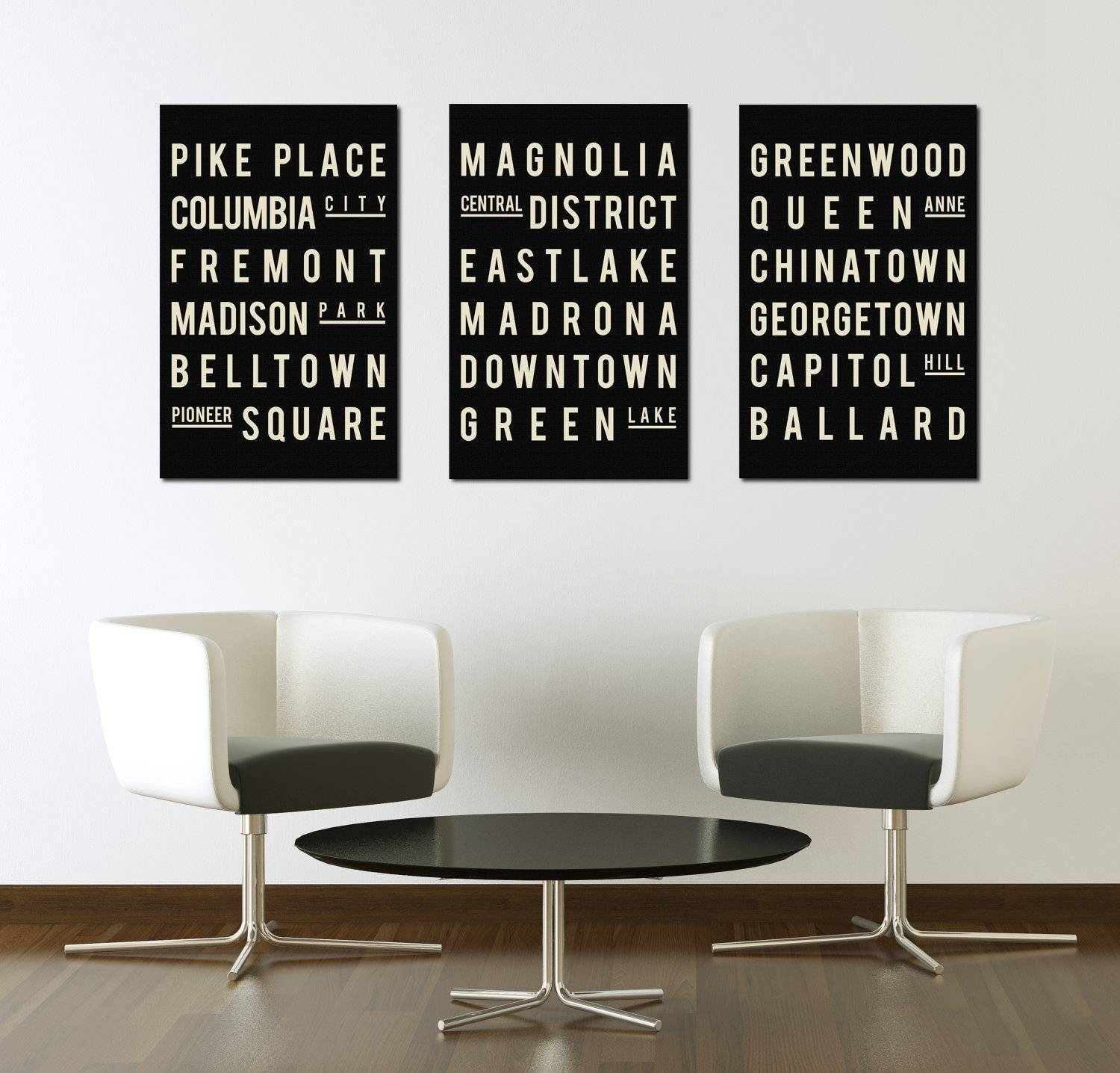 Wall Art Designs: Quote Black Framed Industrial Subway Sign Pertaining To Most Current Industrial Wall Art (View 13 of 15)