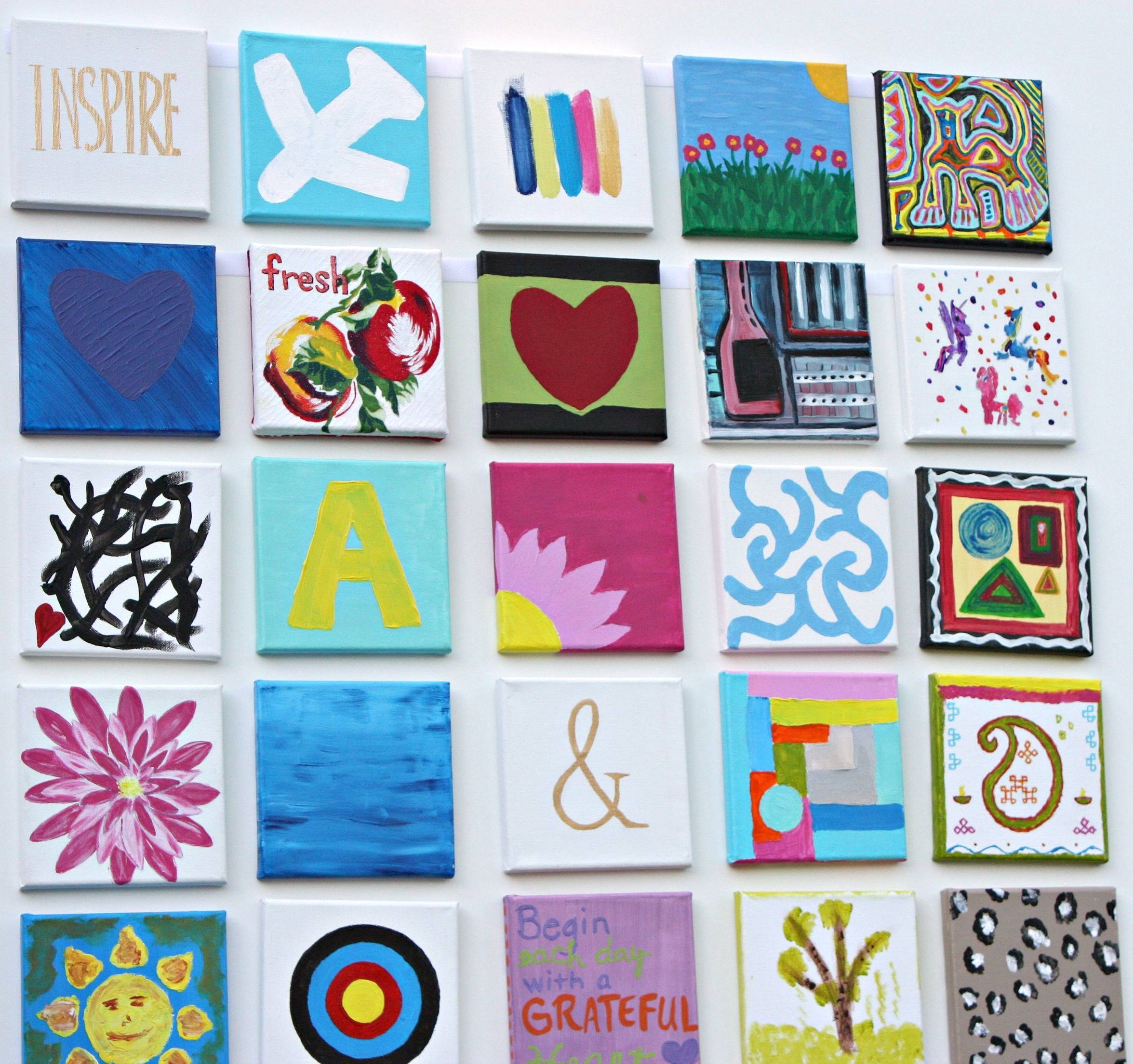 Wall Art Designs: Small Canvas Wall Art Ideas Small Artwork, Small Throughout Newest Small Canvas Wall Art (View 1 of 20)
