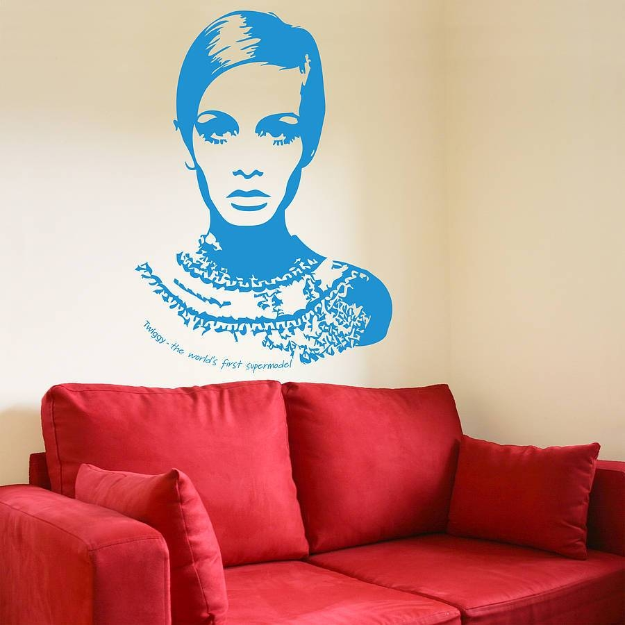 Wall Art Designs: South Africa Twiggy Wall Art Vinyl Sa Studios My For 2018 Twiggy Vinyl Wall Art (View 2 of 20)