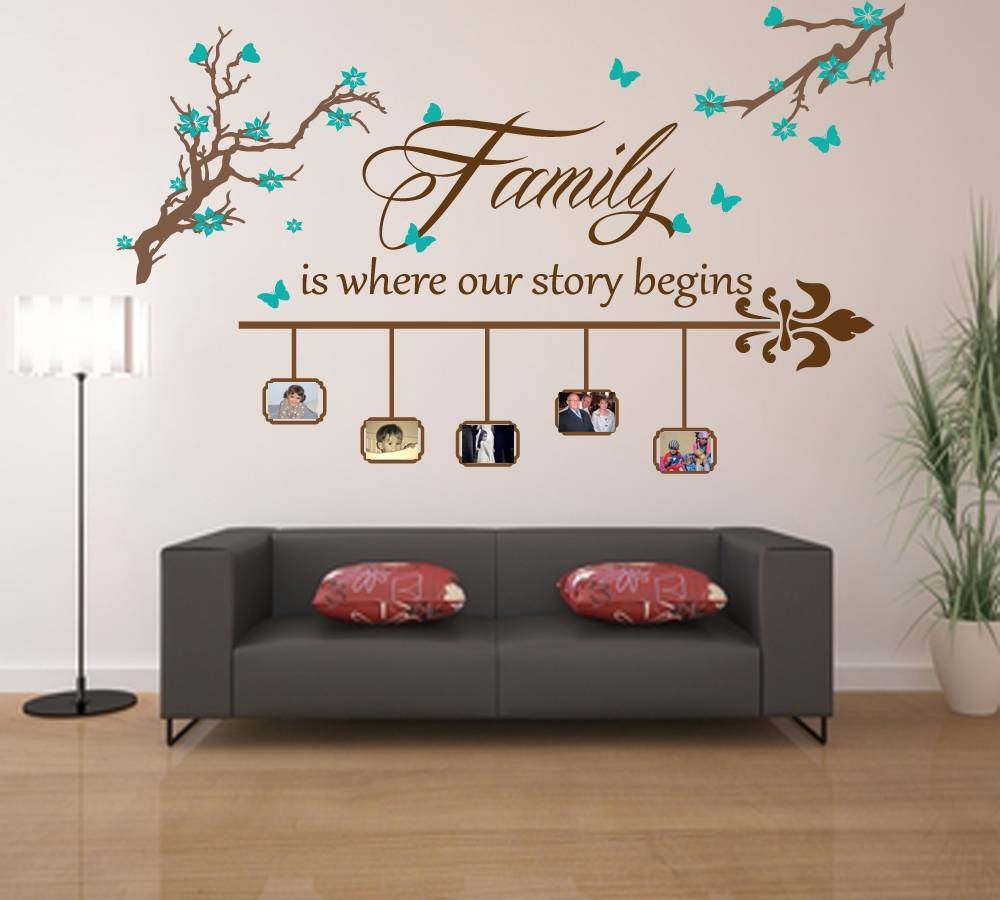 Wall Art Designs: Top Designing Family Room Wall Art Plaques With Current Wall Art Decor For Family Room (View 13 of 20)