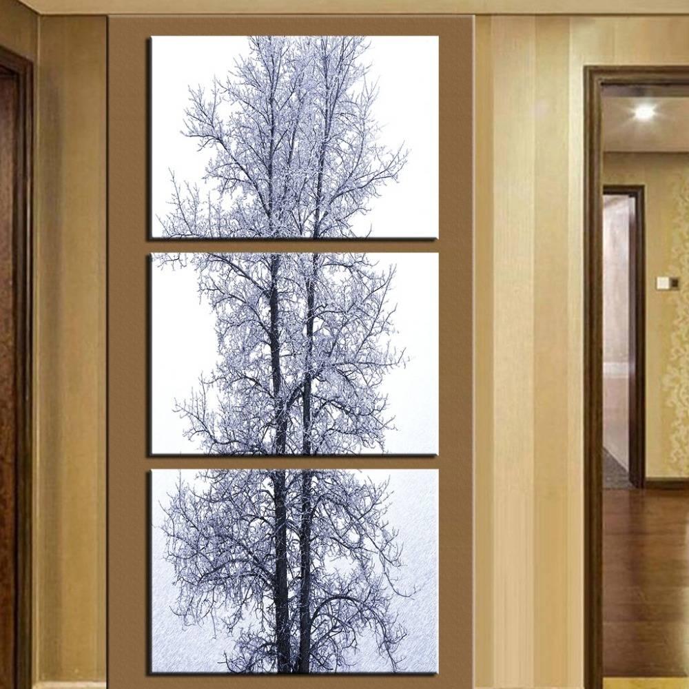 Wall Art Designs: Vertical Wall Art Large Modern Vertical Oil For Most Recent Long Vertical Wall Art (View 15 of 20)