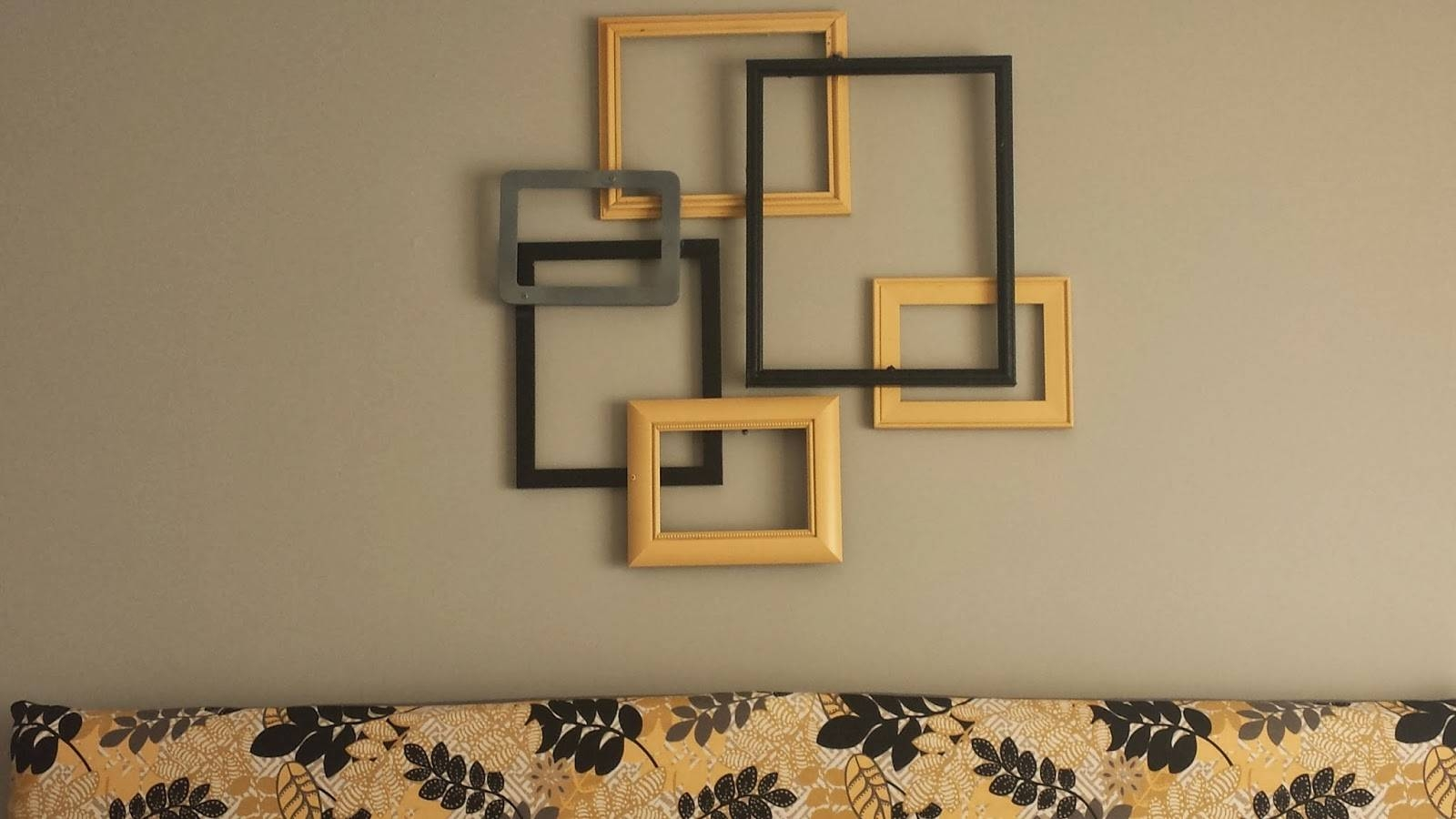 Wall Art Designs: Wall Art Frame Living Room Decoration For For 2017 Wall Art Frames (View 4 of 20)