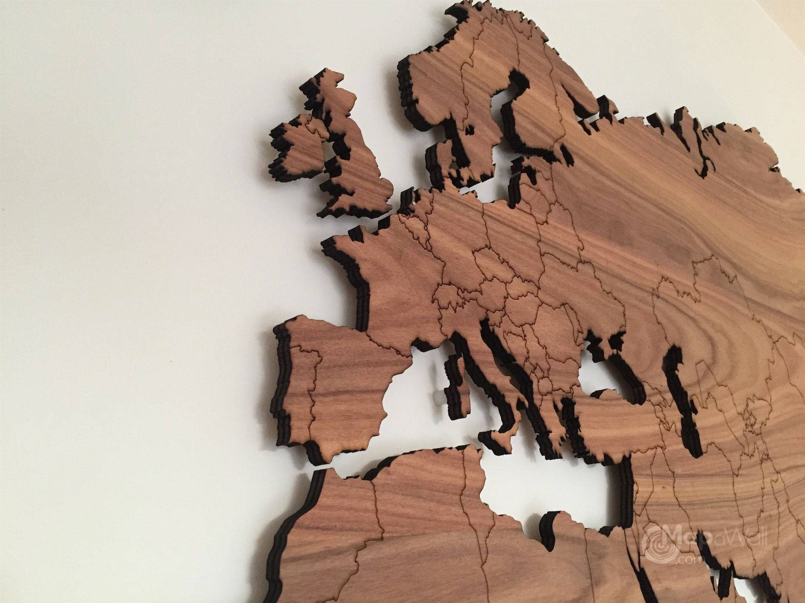 Wall Art Designs: Wooden World Map Wall Art Wooden Wall Art Map Of Pertaining To Newest World Map Wood Wall Art (View 14 of 20)