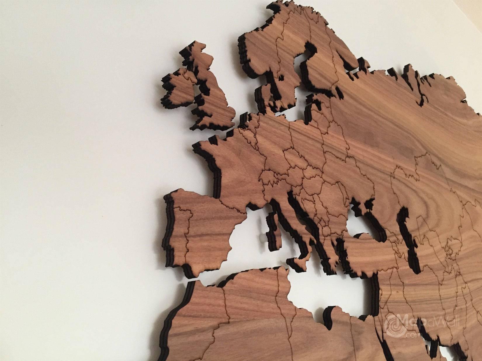 Wall Art Designs: Wooden World Map Wall Art Wooden Wall Art Map Of Pertaining To Newest World Map Wood Wall Art (View 14 of 20)