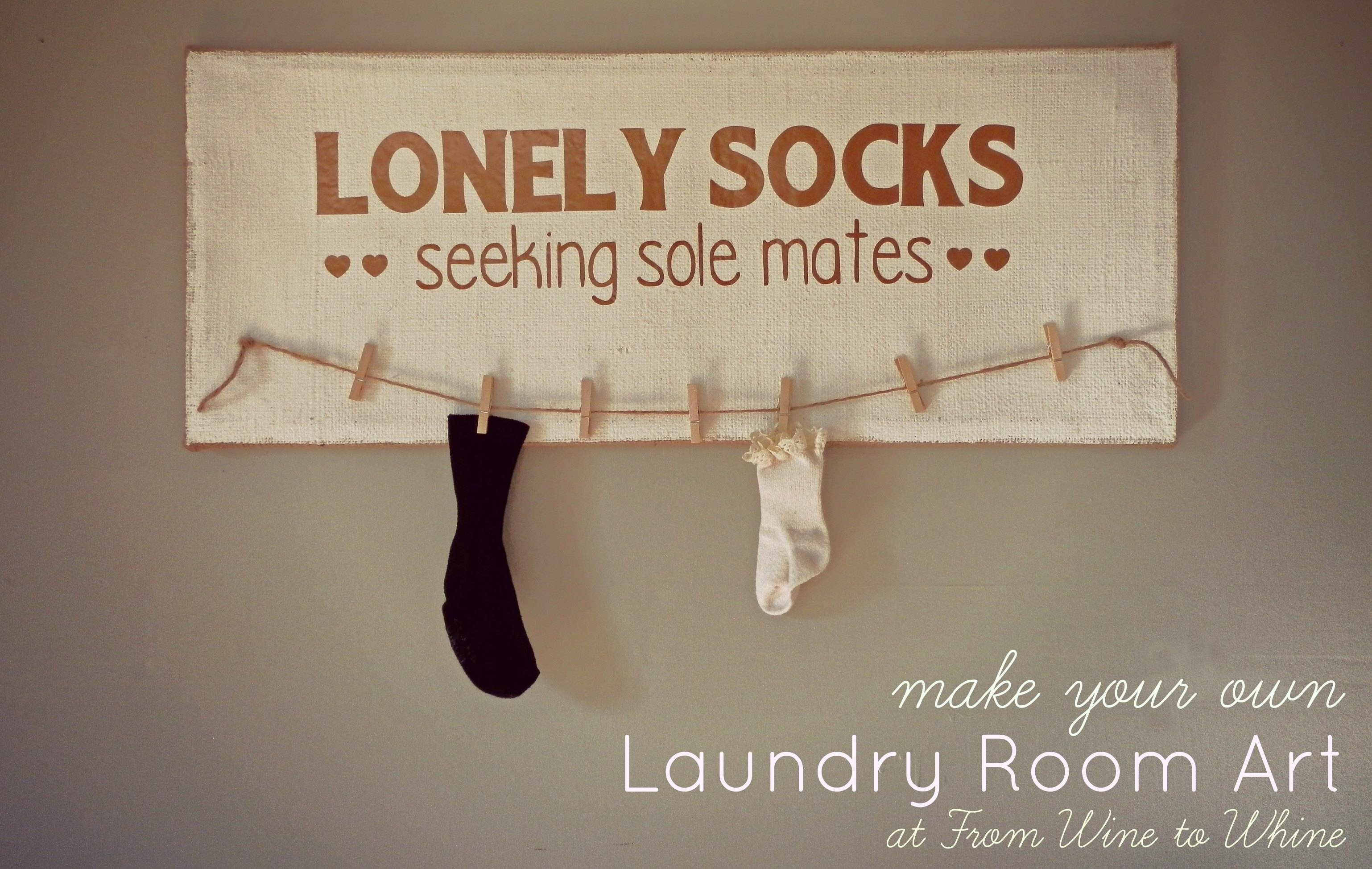 Wall Art For Laundry Room – Creeksideyarns With Regard To Most Recent Laundry Room Wall Art (View 29 of 30)