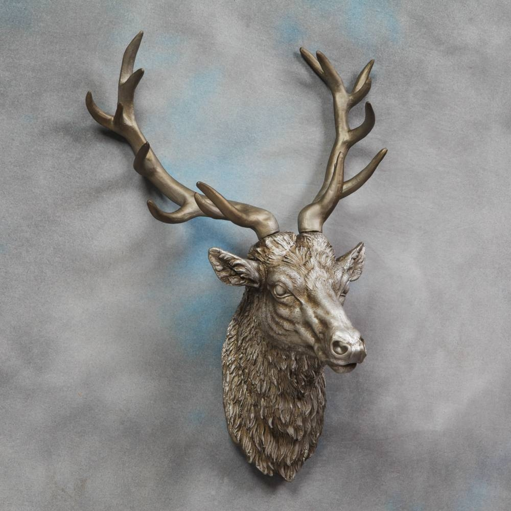 Wall Art – Hydes Furniture & Interiors Throughout 2018 Stag Wall Art (View 17 of 20)