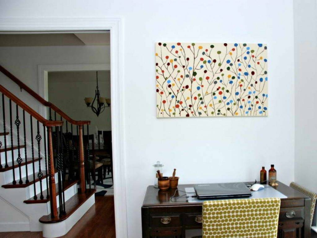 Wall Art Ideas With Regard To Most Popular Homemade Wall Art (View 18 of 20)