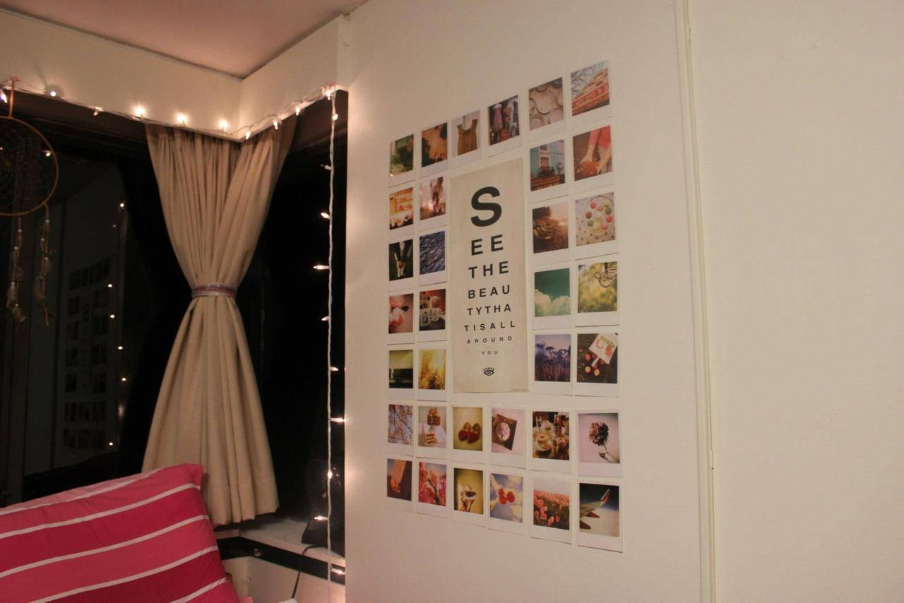 Wall Art: Mesmerizing Pictures About Dorm Wall Art College Wall With Regard To Latest College Dorm Wall Art (View 20 of 20)
