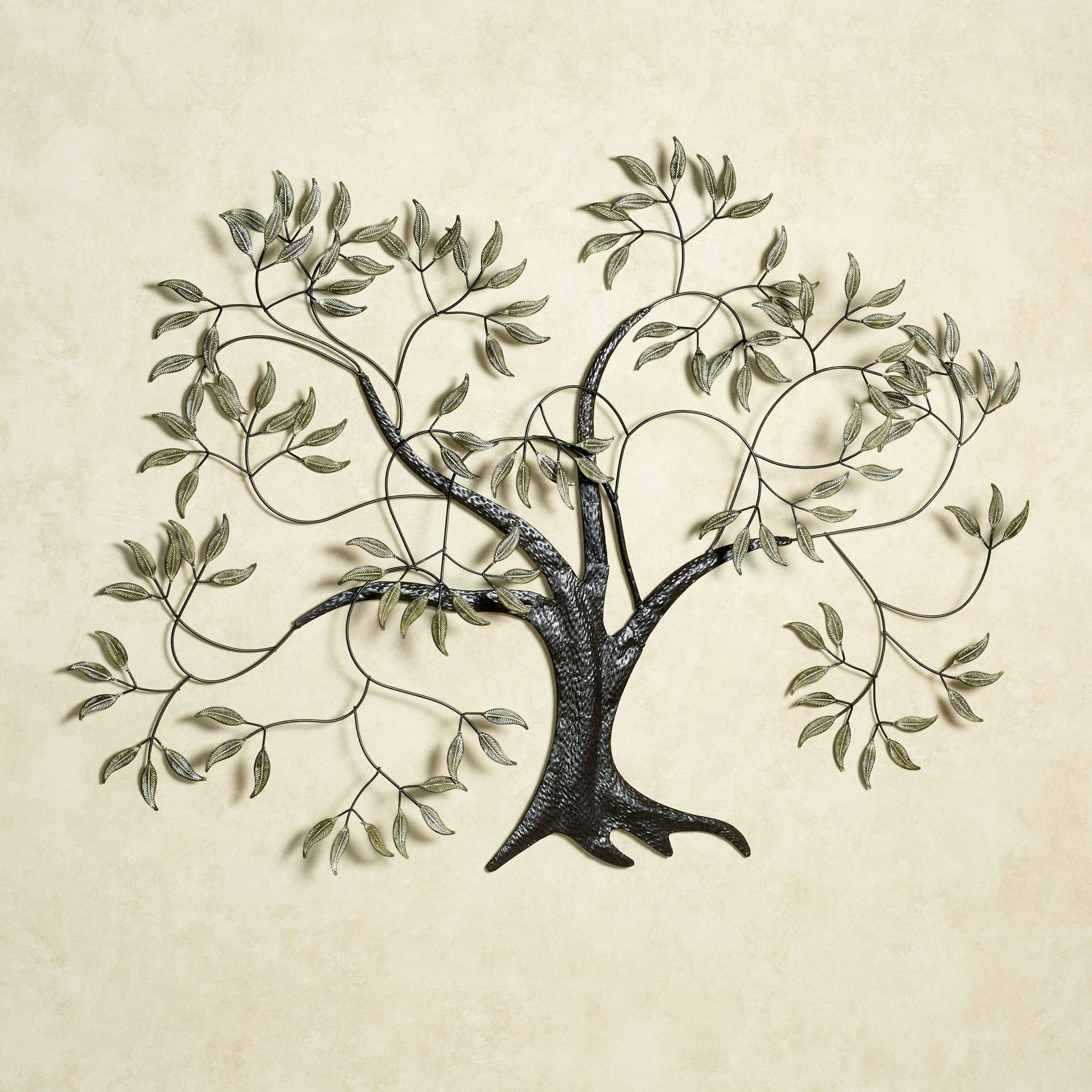 Wall Art, Metal Wall Art, Wooden Wall Art | Touch Of Class Pertaining To Most Recent Metal Wall Art Trees And Branches (View 17 of 18)