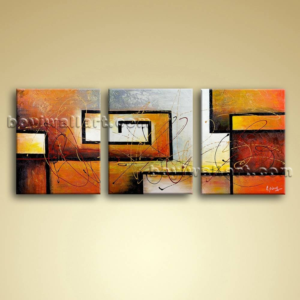Wall Art Oversized In Best And Newest Oversized Abstract Wall Art (View 9 of 20)