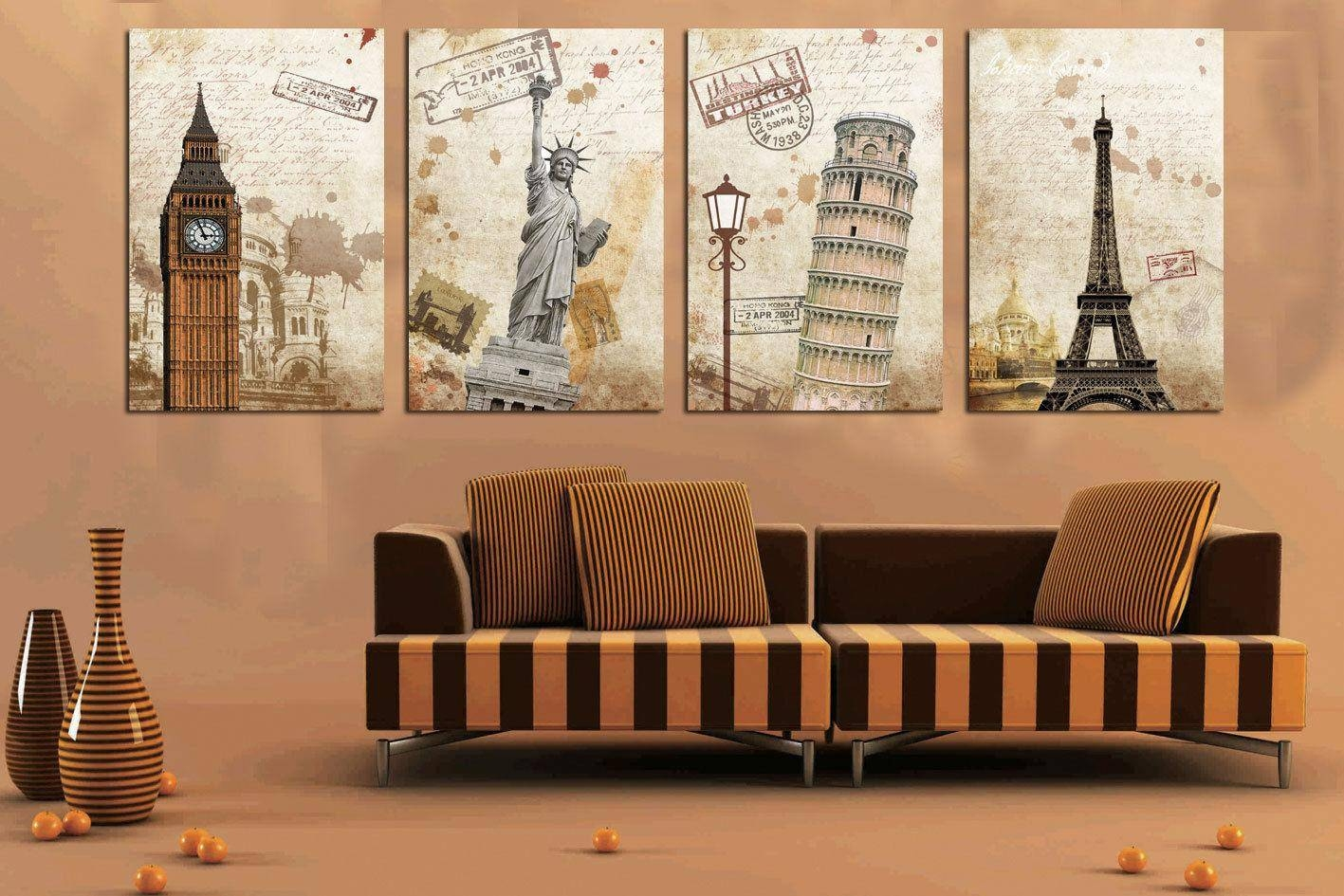 Featured Photo of Wall Art Sets For Living Room