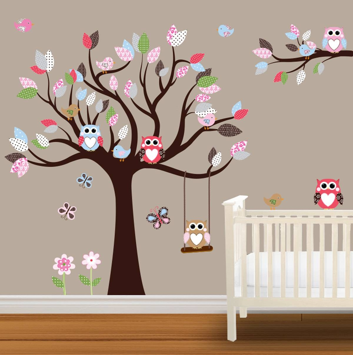 Wall Art Stickers Baby Room – Wall Decor Stickers: Simply For Most Current Wall Art Stickers For Childrens Rooms (View 9 of 20)