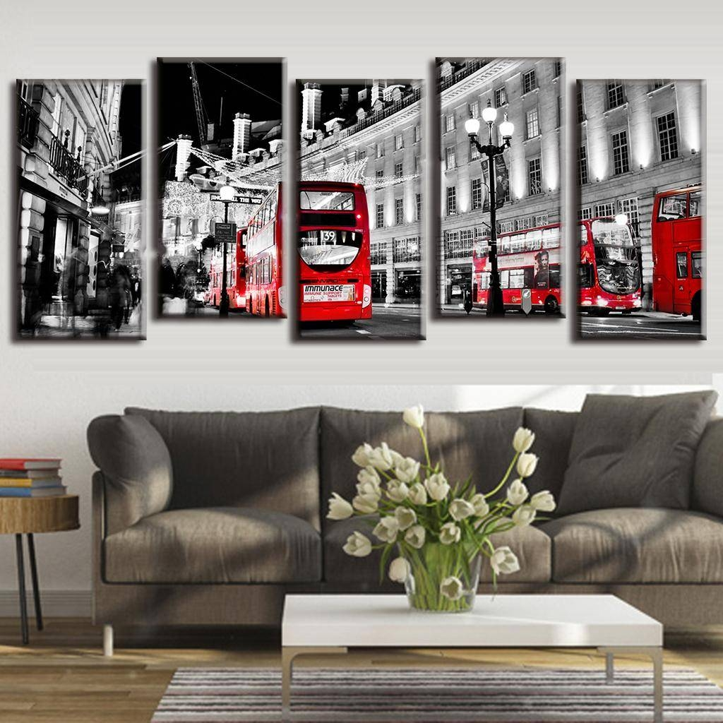 Asanti 3 piece wall decor set : The best canvas wall art piece sets