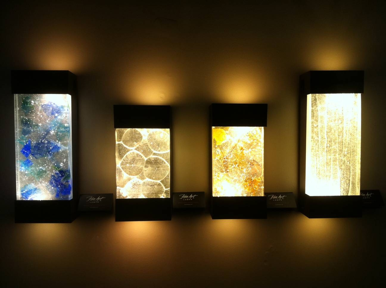 Wall Art With Led Lights – The Art Of The Future | Warisan Lighting With Current Wall Art Lighting (View 20 of 20)