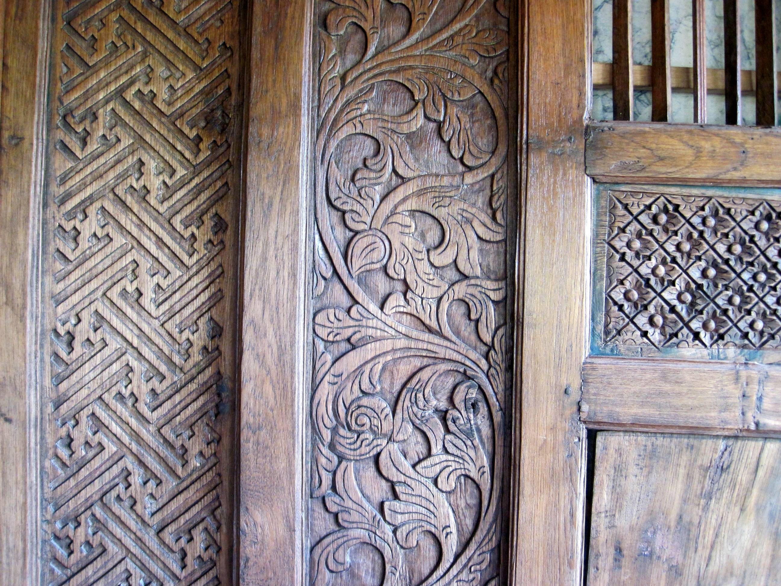 Wall Art Wood Carvings | Wallartideas With Latest Balinese Wall Art (View 25 of 30)