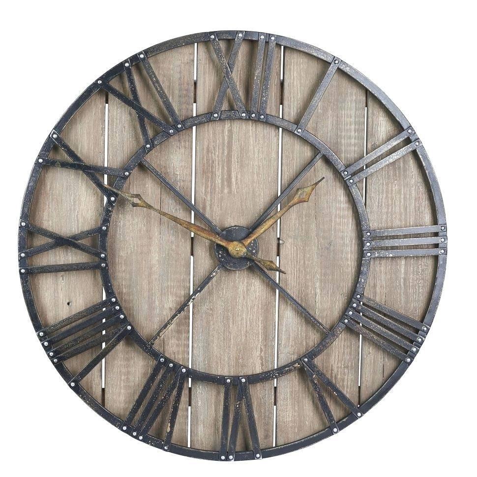 Wall Clocks : Image Of 5 Borough Clocks Monkey Pendulum Wall Clock Regarding 2017 Sock Monkey Wall Art (View 27 of 30)