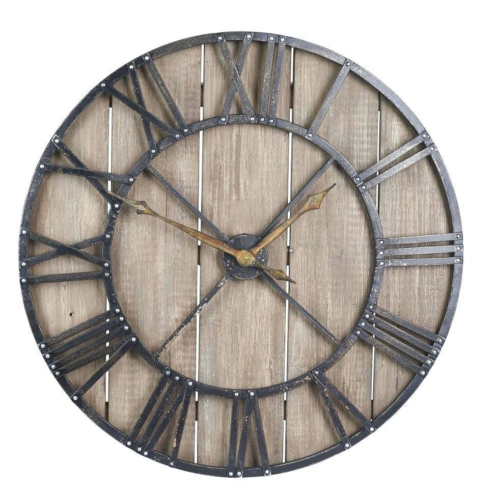 Wall Clocks : Image Of 5 Borough Clocks Monkey Pendulum Wall Clock Regarding 2017 Sock Monkey Wall Art (View 17 of 30)