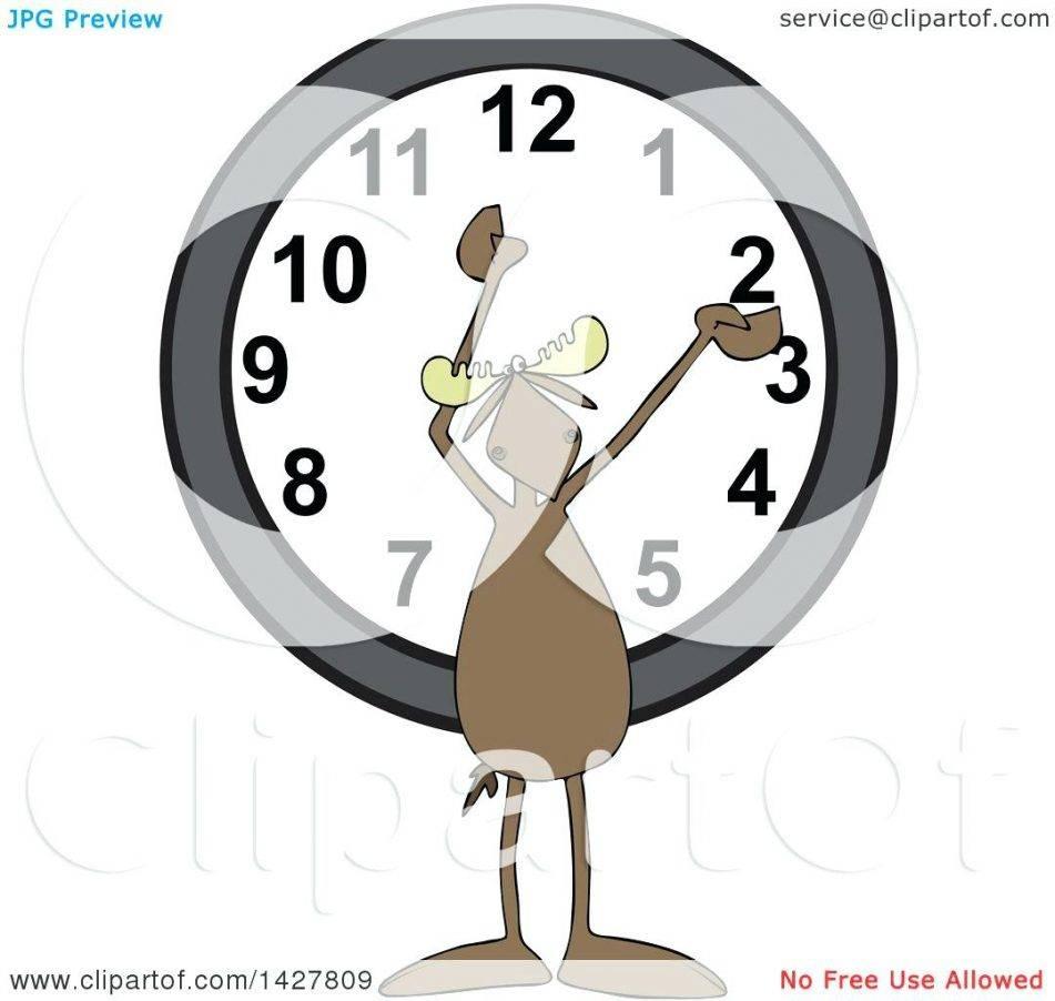 Wall Clocks : Modern Moose Wall Clock Moose Wall Clock W Kuhnert In 2018 Sock Monkey Wall Art (View 30 of 30)