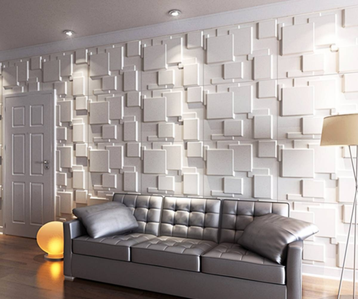 Wall Covering Panels Ideas (View 18 of 20)