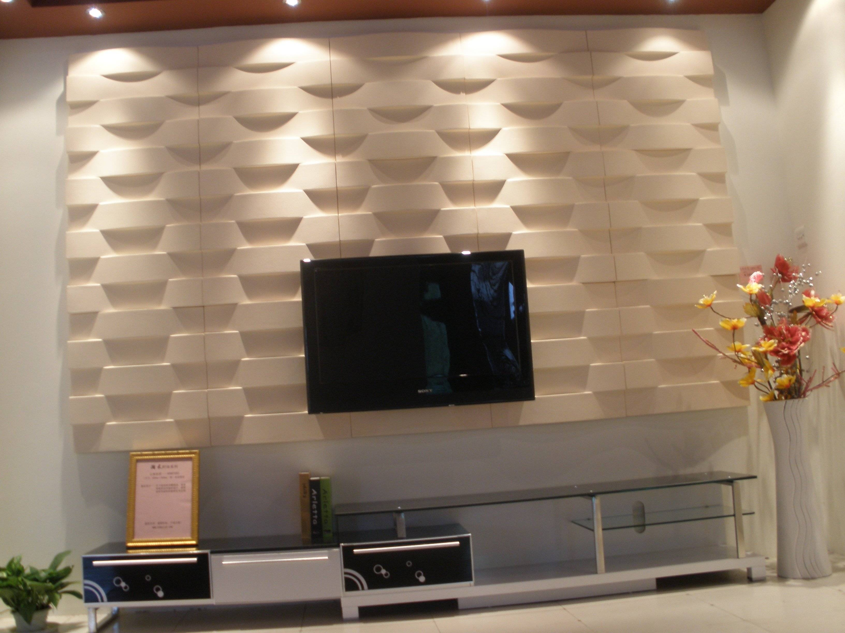 Wall Coverings Home Decor Decoration Tiles Panels Boards Wood Within Most Recent 3d Wall Covering Panels (View 7 of 20)