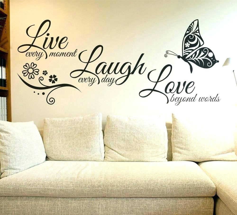 Wall Decal Quotes For Kids – Gutesleben Intended For 2018 Peter Rabbit Wall Art (View 14 of 15)