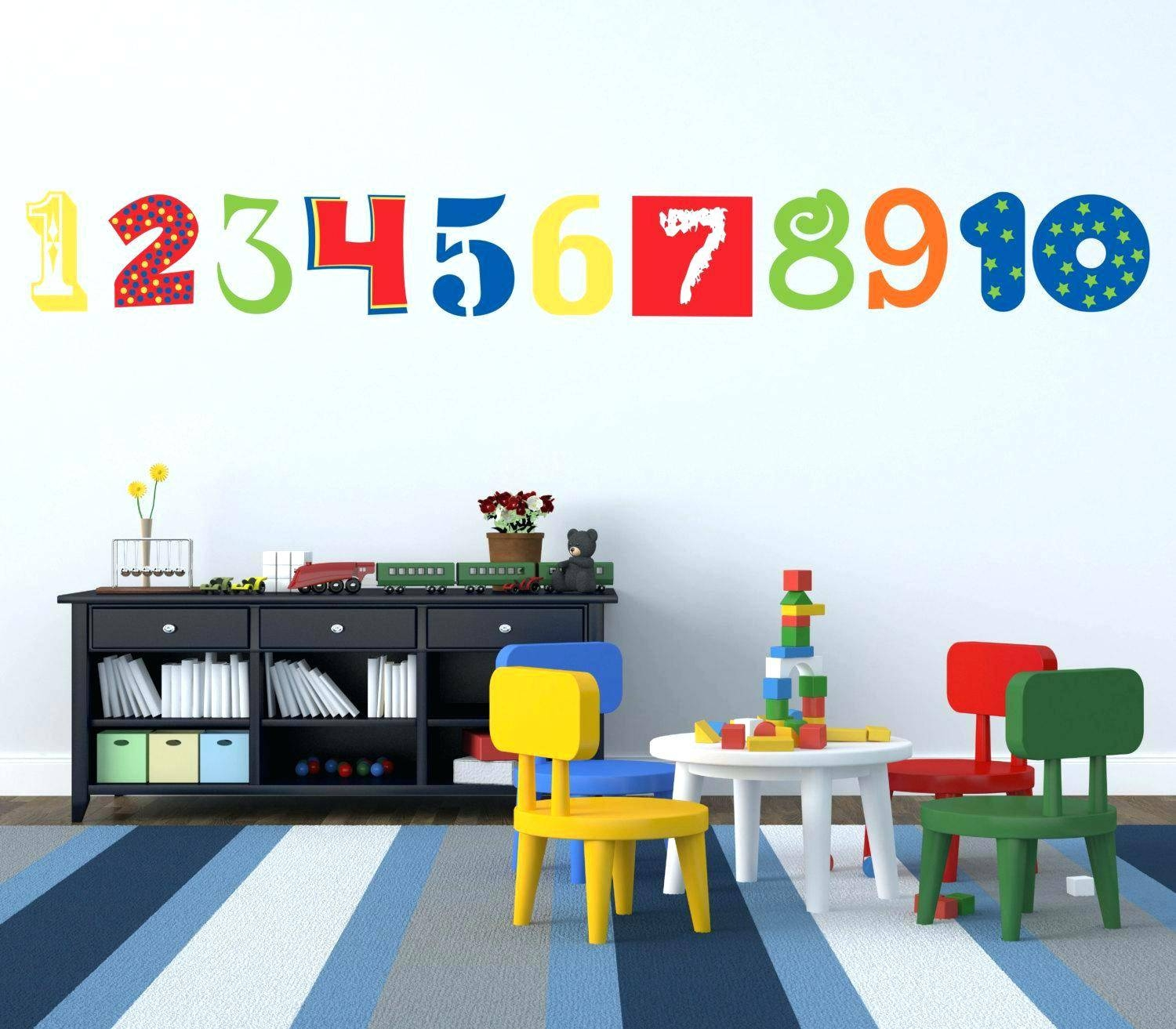 Classroom Decoration Wall Painting ~ Popular preschool classroom wall decals