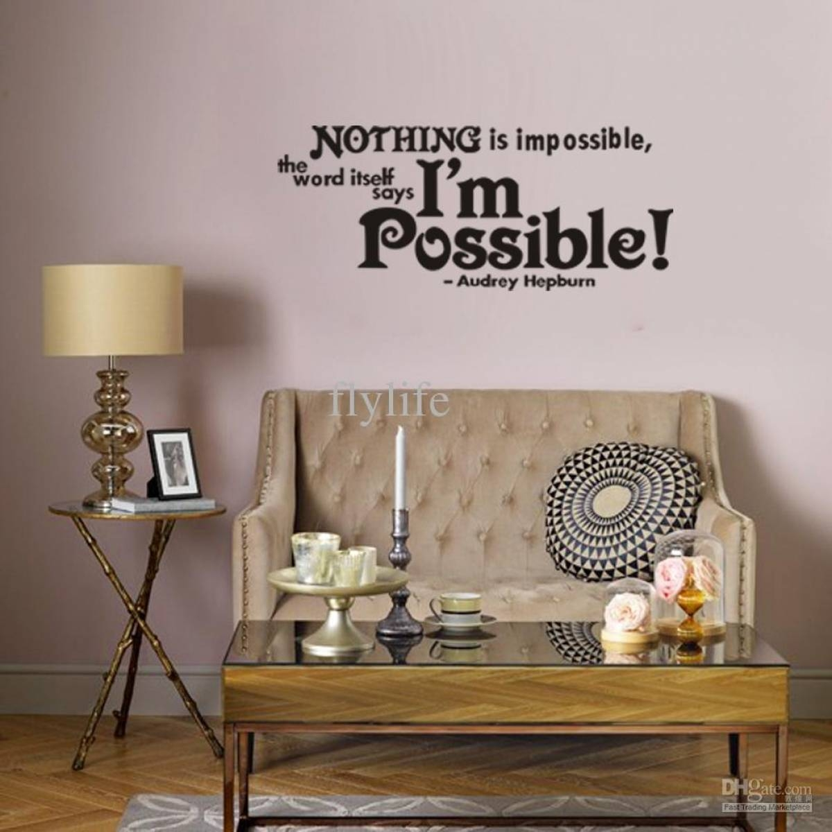 25 Best Collection Of Walmart Wall Stickers