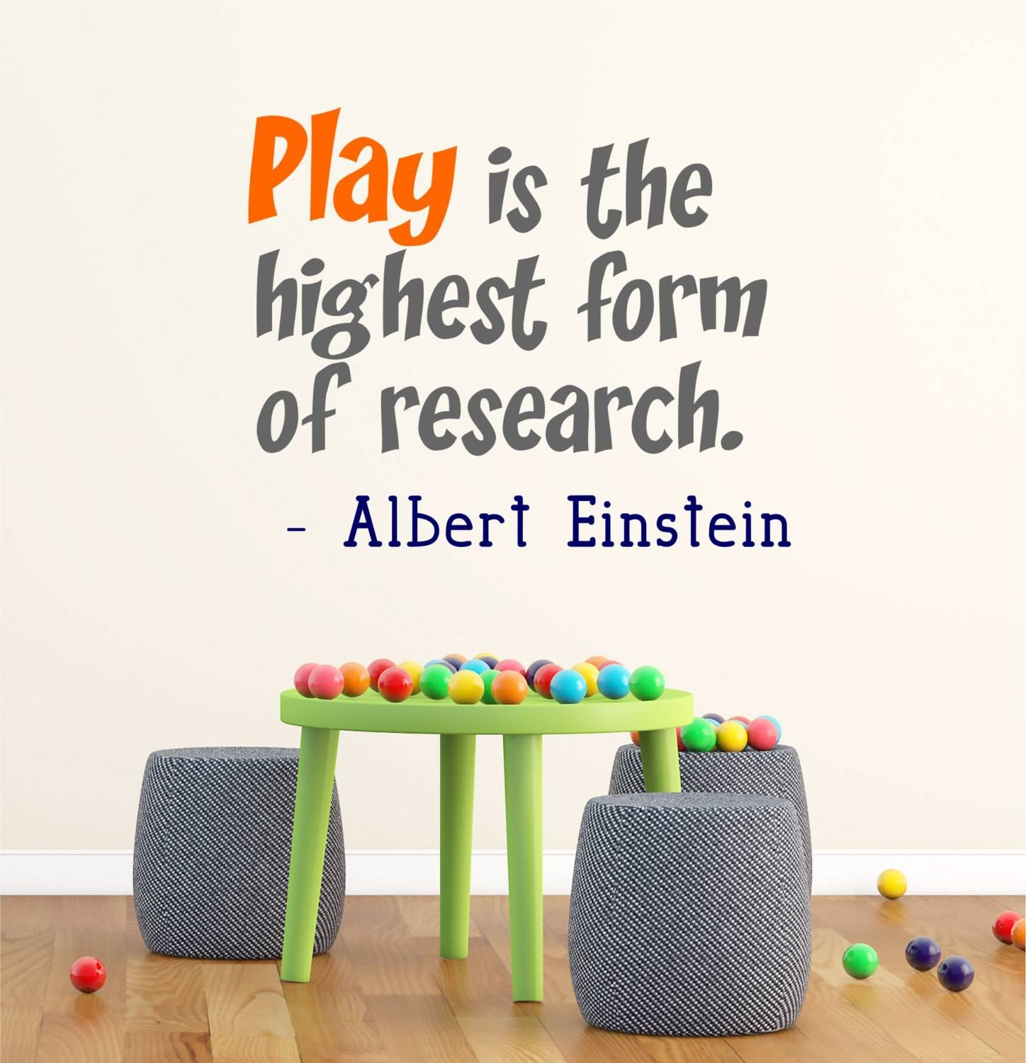 Wall Decals Quotes Einstein ~ Color The Walls Of Your House With Most Up To Date Preschool Classroom Wall Decals (View 30 of 30)