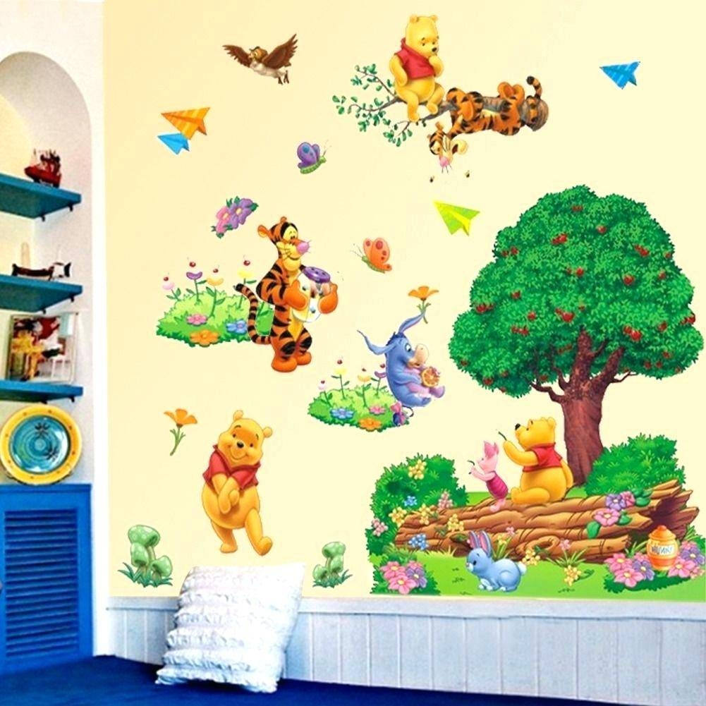 Wall Decals Winnie The Pooh – Gutesleben Within Most Recent Winnie The Pooh Wall Art (View 15 of 20)