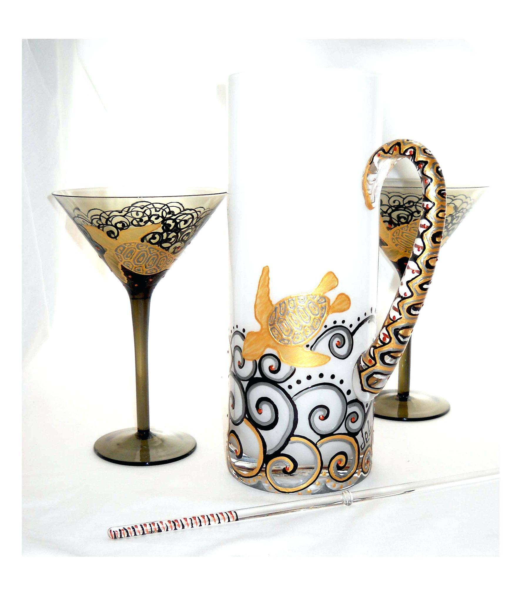 Wall Decor : 108 274 Best Art Brimming Glasses Images On Pinterest For Most Up To Date Martini Glass Wall Art (View 6 of 30)