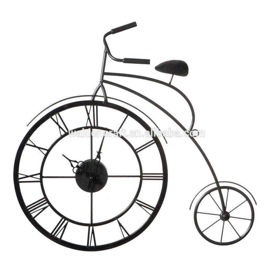 Wall Decor : 114 Wall Design Modern Ergonomic Bicycle Wall Decor For Most Current Metal Bicycle Wall Art (View 13 of 20)