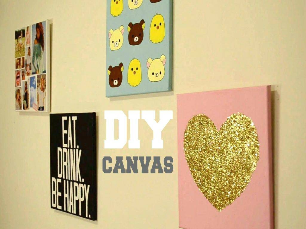 Wall Decor : 138 Homemade Nursery Wall Decor Ideas Cozy Wall Art Regarding Latest Homemade Wall Art (View 19 of 20)