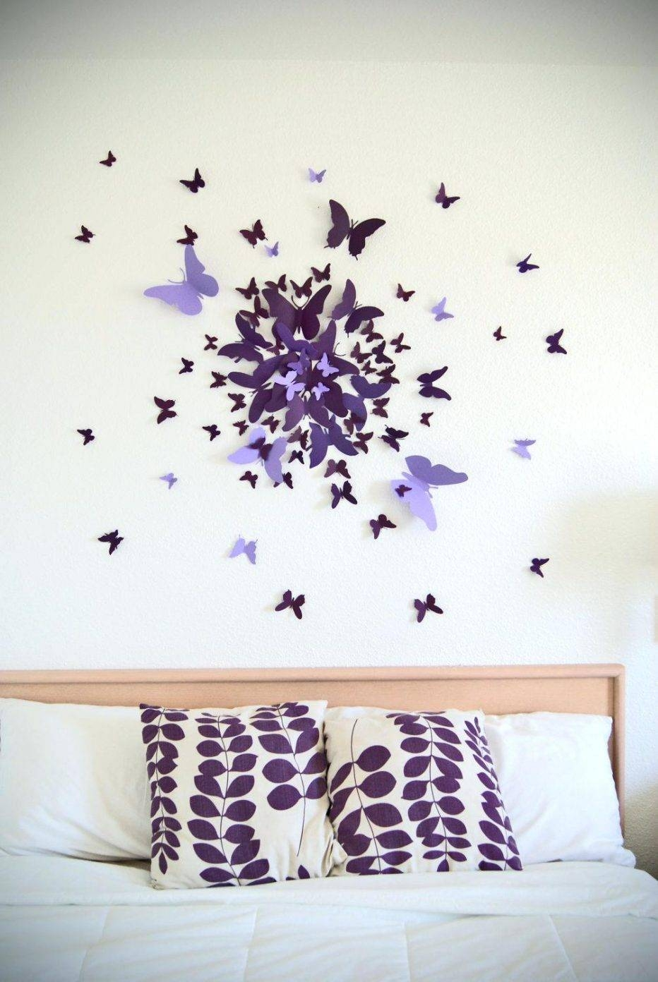 Wall Decor : 141 Large Metal Butterfly Wall Decor Innovative Throughout Most Recently Released Vintage 3d Wall Art (View 14 of 20)