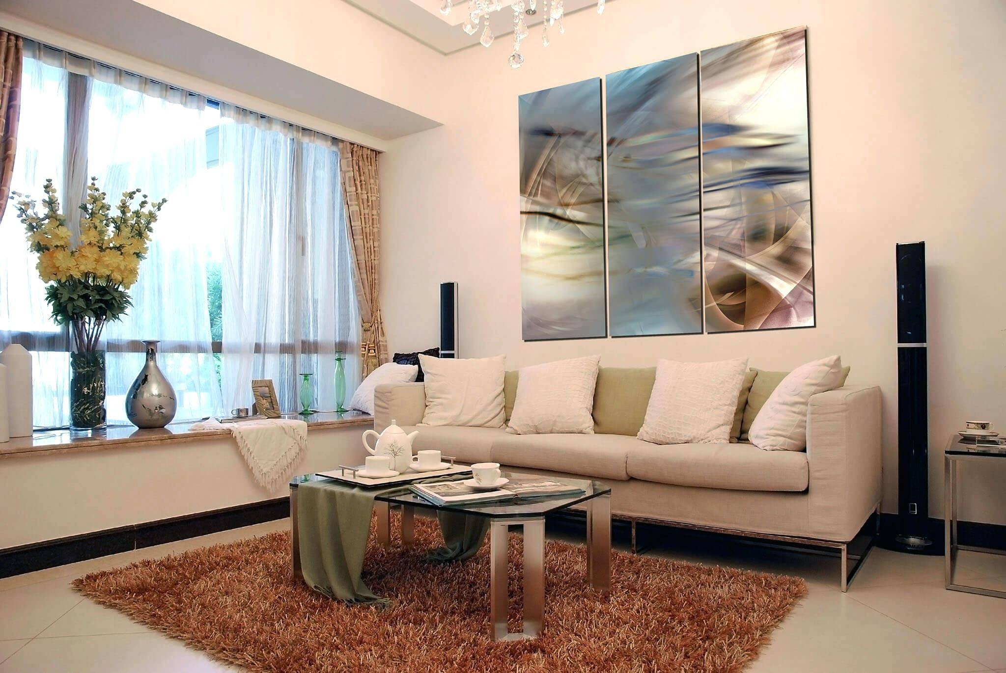 Wall Decor : 144 Living Room Decorating Ideas Pictures Charming With Most Current Matching Wall Art (View 20 of 20)