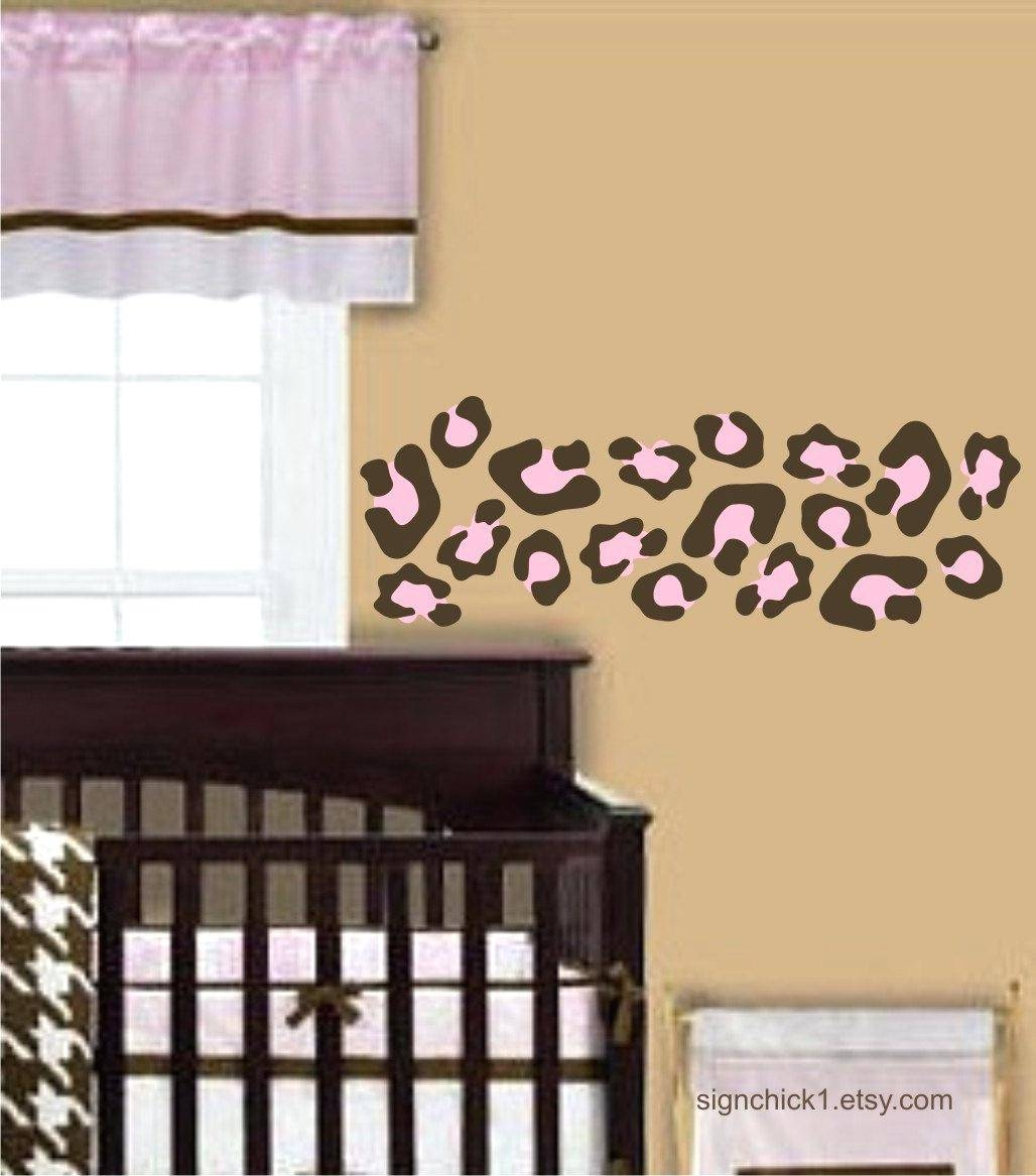 Wall Decor : 17 Innovative Cheetah Wall For Bedroom My Best Friend Pertaining To 2017 Leopard Print Wall Art (View 25 of 25)