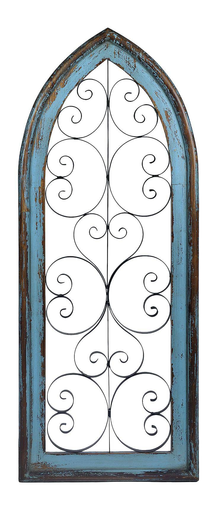 Wall Decor : 20 Wall Ideas Metal Gate Wall Art Details About For Recent Iron Gate Wall Art (View 14 of 25)