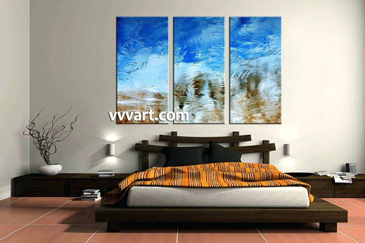 Wall Decor : 44 Abstract Wall Decor Cheap Bedroom Decor 2 Piece With 2017 Cheap Abstract Wall Art (View 12 of 20)