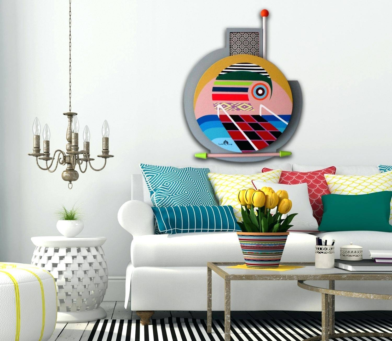 Wall Decor : 44 Abstract Wall Decor Cheap Bedroom Decor 2 Piece Within Current Cheap Abstract Wall Art (View 13 of 20)
