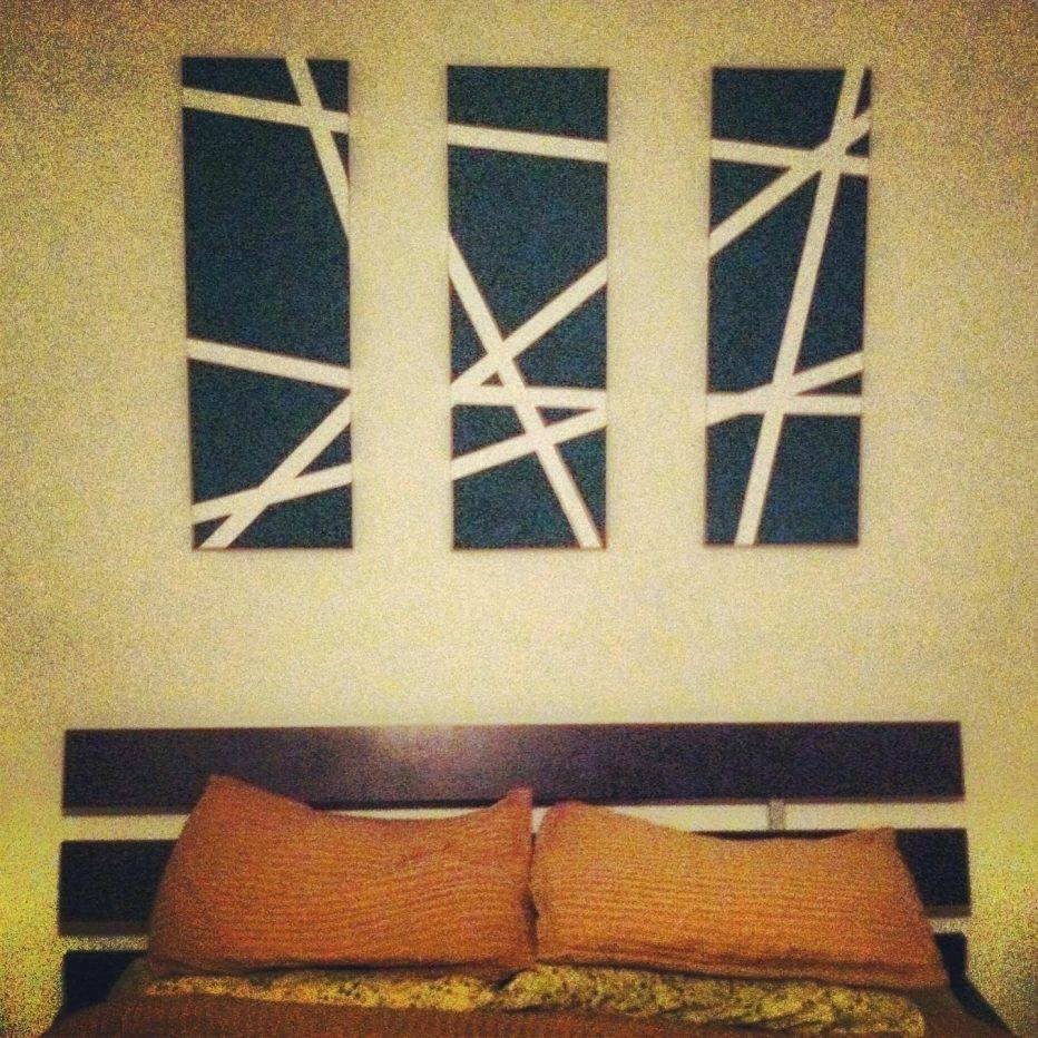 20 Photos Homemade Wall Art