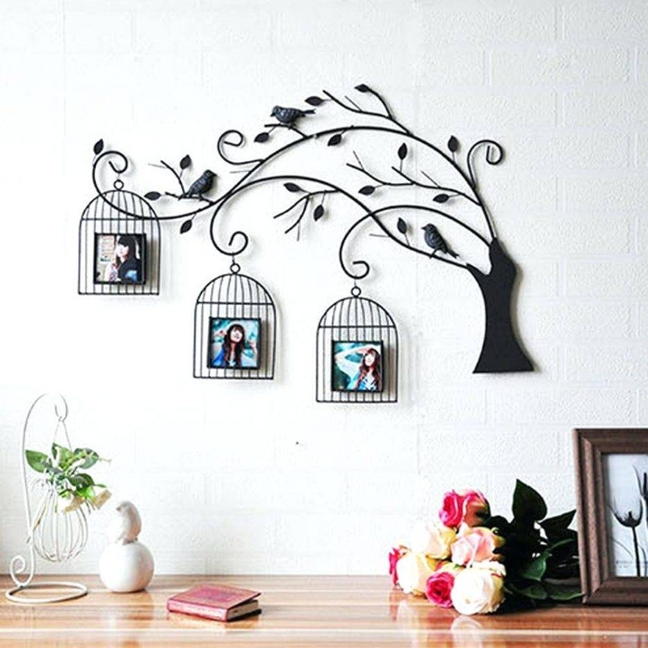 Wall Decor : 52 Stupendous Superb Metal Tree Wall Art Canada Throughout Most Current Wrought Iron Tree Wall Art (View 14 of 20)