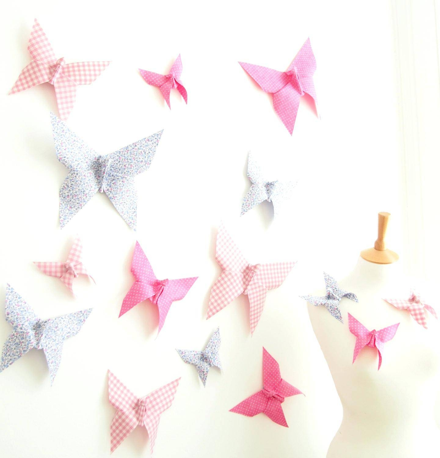 Wall Decor : 58 Zoom Mesmerizing Zoom Wall Decor Templates Intended For Latest Diy 3D Butterfly Wall Art (View 18 of 20)