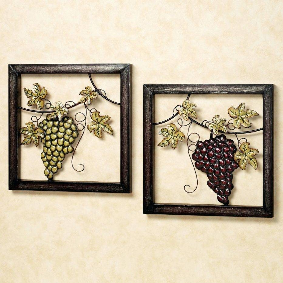 Wall Decor : 70 Mesmerizing Wine Metal Wall Art Decor Metal Wine Pertaining To Most Recently Released Wine Metal Wall Art (View 15 of 20)