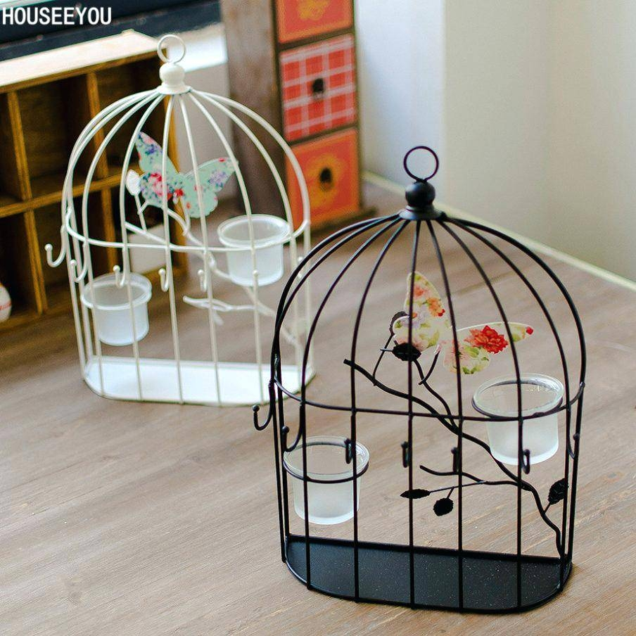 Wall Decor : 91 Beautiful Design Decor Birdcage Metal Wall Art Inside 2017 Metal Birdcage Wall Art (View 13 of 15)