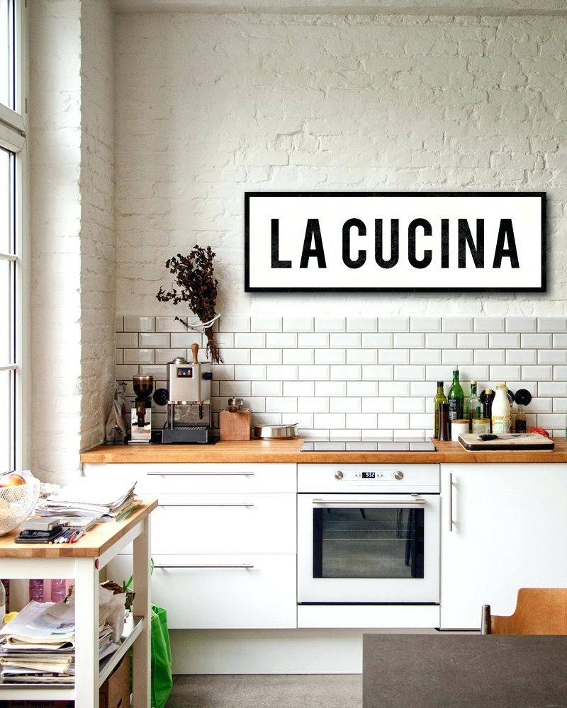 Wall Decor : 99 Zoom Cool Zoom Cucina Wall Decor Wondrous Cucina In 2018 Cucina Wall Art Decors (View 10 of 25)