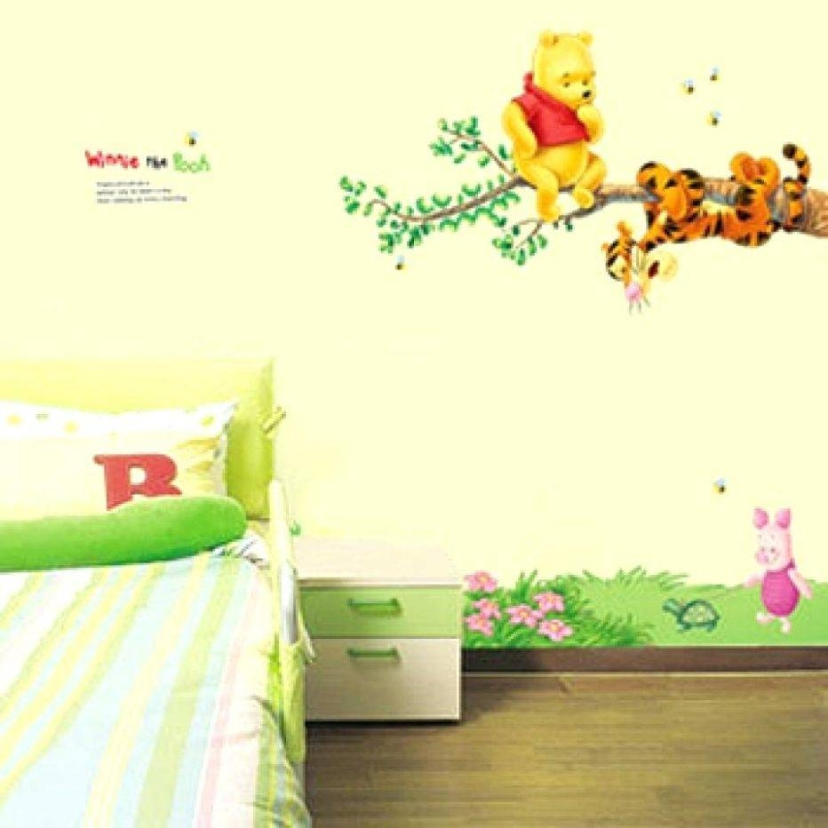 Wall Decor: Appealing Winnie The Pooh Wall Decor For Inspirations Within Best And Newest Winnie The Pooh Wall Decor (View 15 of 20)