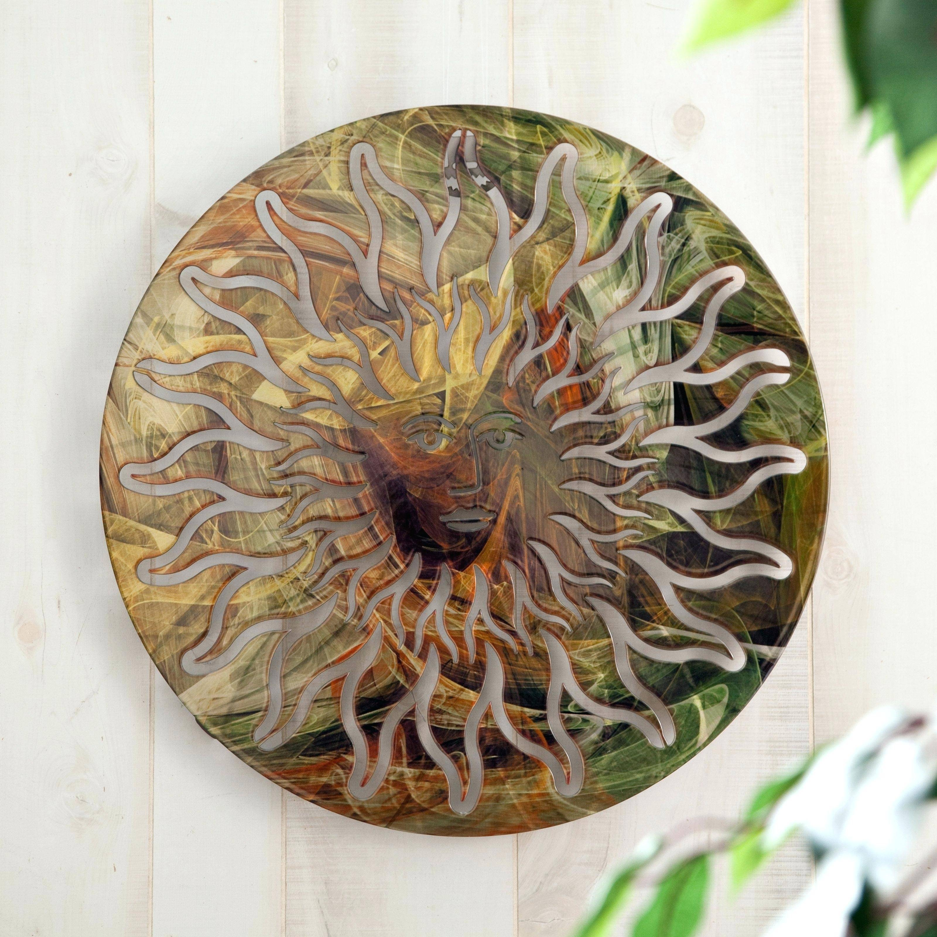 Wall Decor : Awesome Best 25 Outdoor Wall Art Ideas On Pinterest Throughout Most Current 3d Garden Wall Art (View 10 of 20)