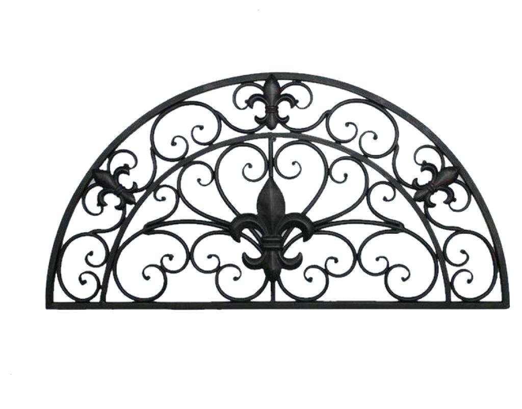 Wall Decor : Awesome Metal Wall Hangings Nz Wrought Iron Wall Art Intended For Most Recently Released Tuscan Wrought Iron Wall Art (View 5 of 20)