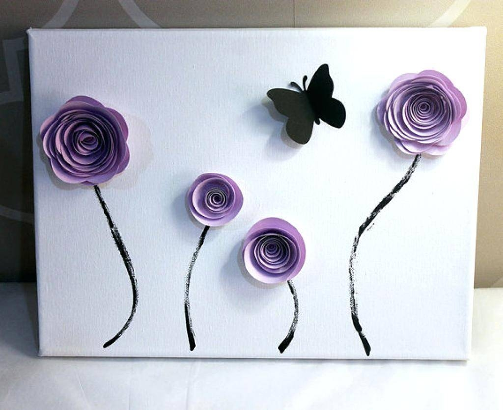 Wall Decor : Bright Contemporary Wall Art Decor Flowers Large Inside Most Recently Released Ceramic Flower Wall Art (View 16 of 30)