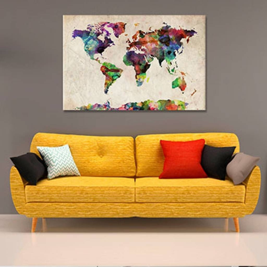 20 Best Ideas of Huge Wall Art Canvas